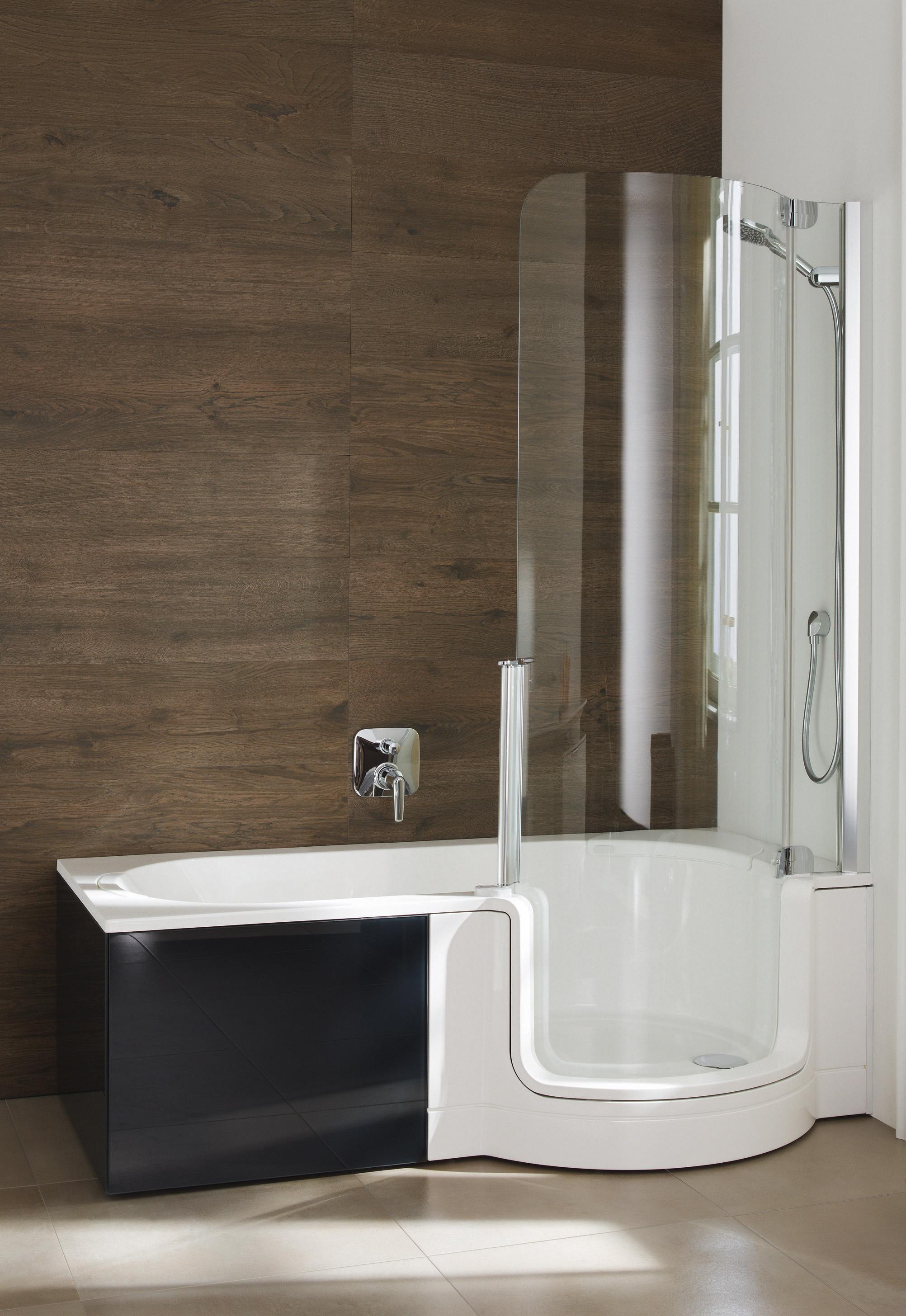 Duschbadewanne  Duschbadewanne TWINLINE 1 - Das 2x1 im Bad | Artweger