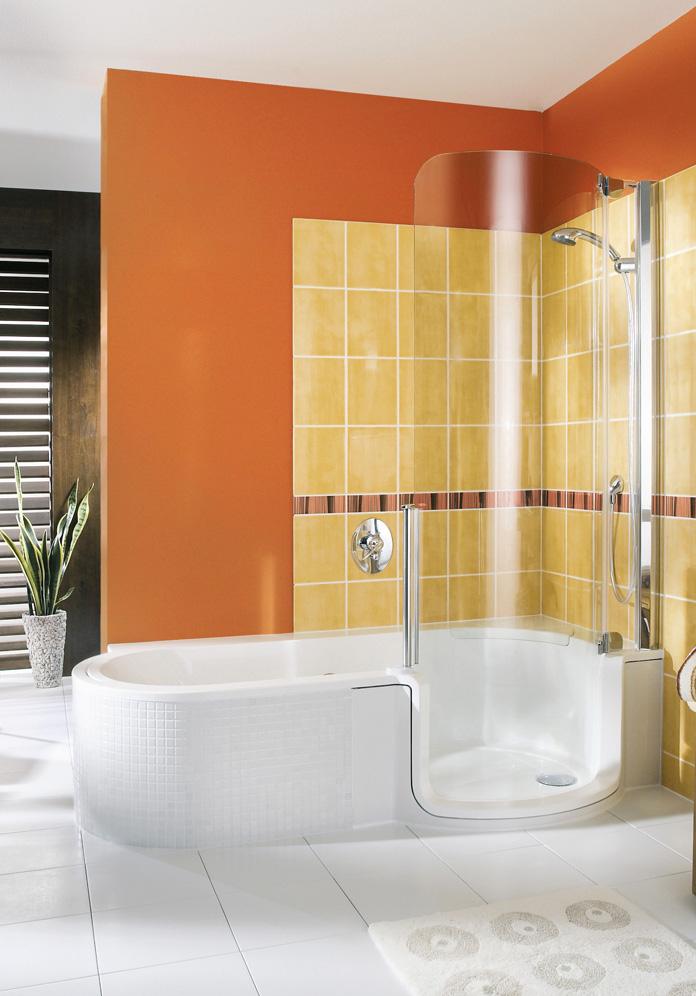 Duschbadewanne Twinline 1 Das 2x1 Im Bad Artweger