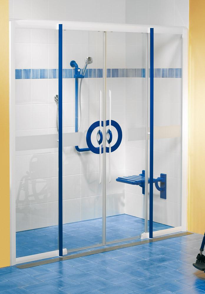 lifeline mobil dusche barrierefrei und komfortabel. Black Bedroom Furniture Sets. Home Design Ideas