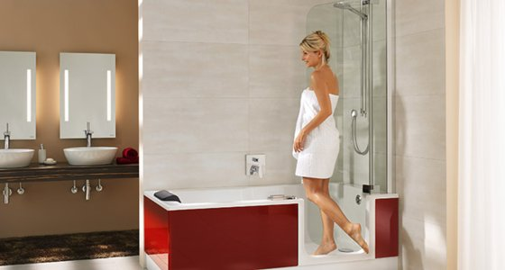 Shower bathtubs | © Artweger GmbH. & Co. KG