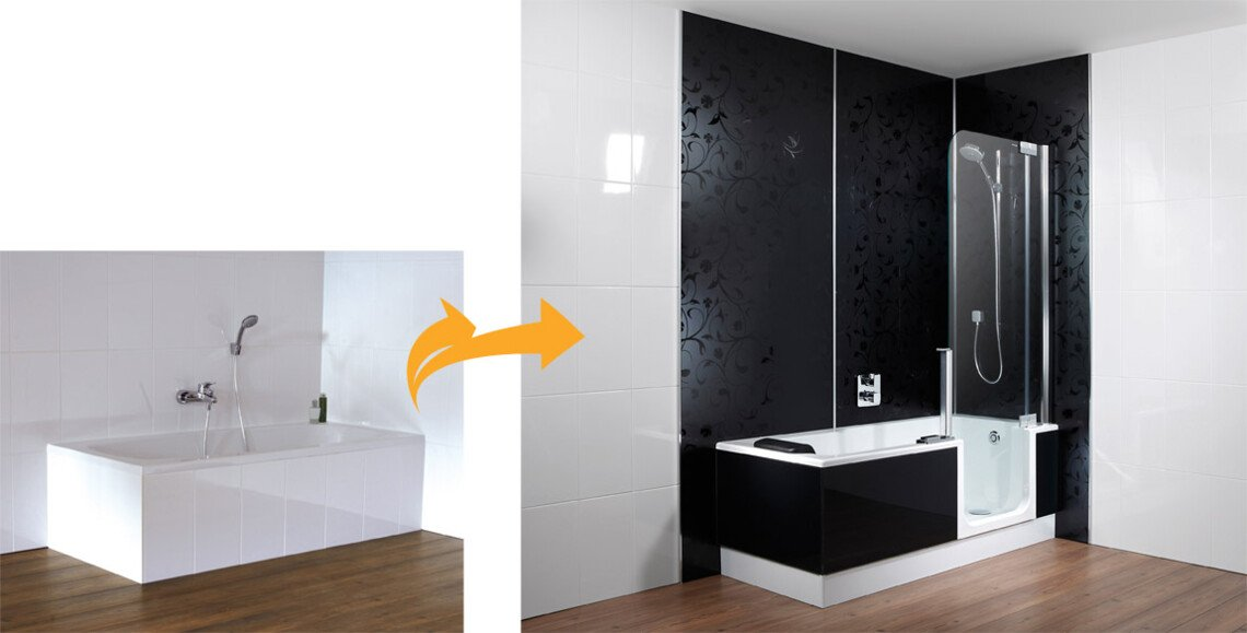 Badkamer Voor Ouderen : Toegankelijke badkamer voor ouderen artweger