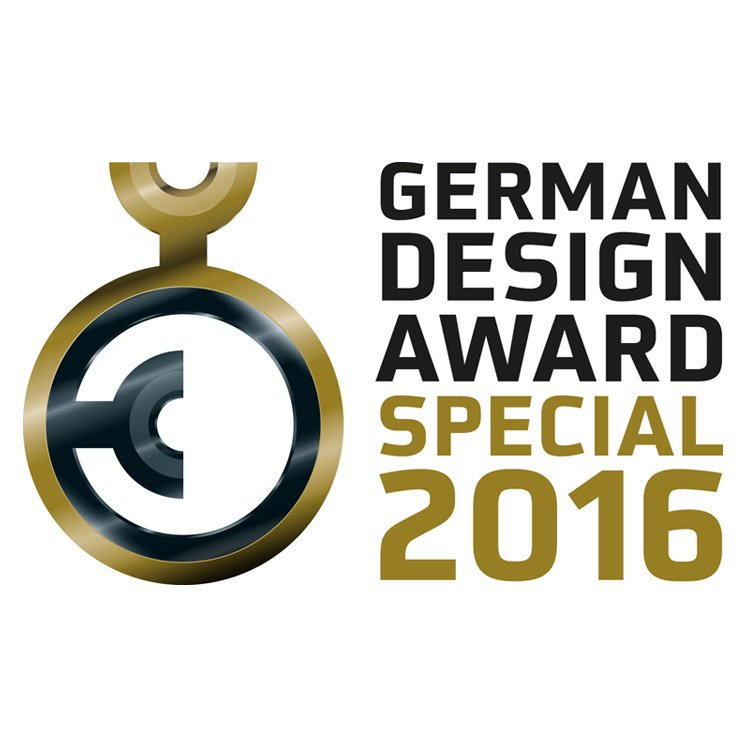 German Design Award Special 2016 für ARTWEGER 360 | © Artweger GmbH. & Co. KG