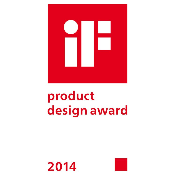 iF Product Design Award 2014 | © Artweger GmbH. & Co. KG
