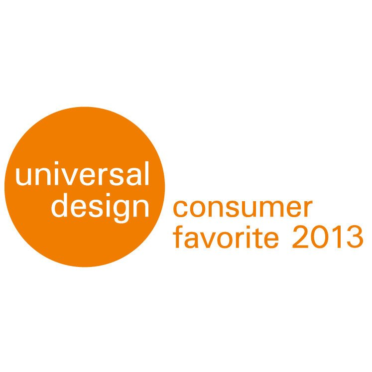Universal Design Consumer Favorite Award 2013 | © Artweger GmbH. & Co. KG