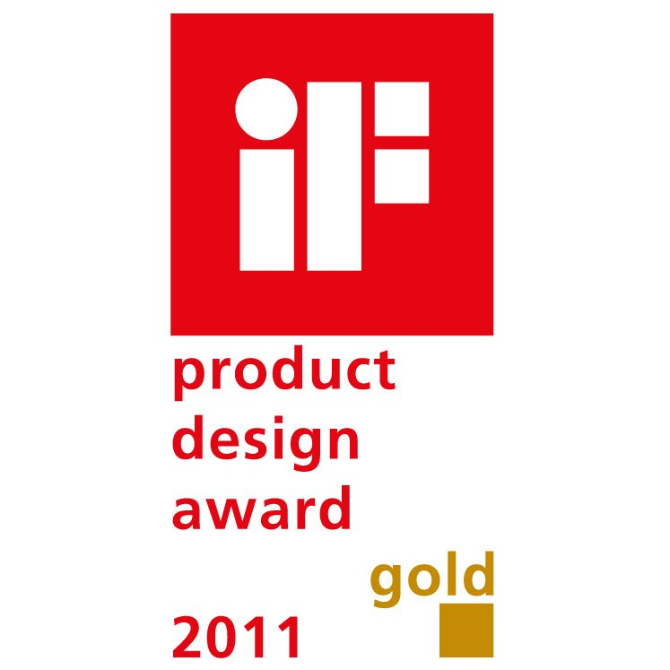 iF Design Award Gold 2011 für Artweger Twinline 2 | © Artweger GmbH. & Co. KG