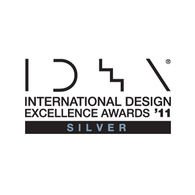 IDEA International Desing Excellence Awards SILVER 2011 | © Artweger GmbH. & Co. KG