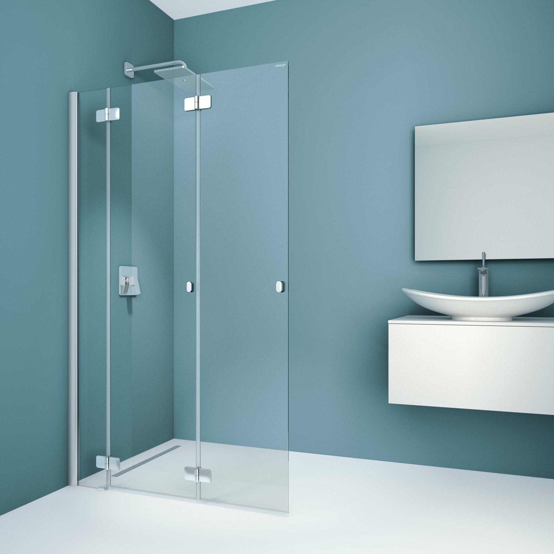 Artweger mit neuen kleinbadl sungen auf ish in frankfurt - Faltwand dusche ...