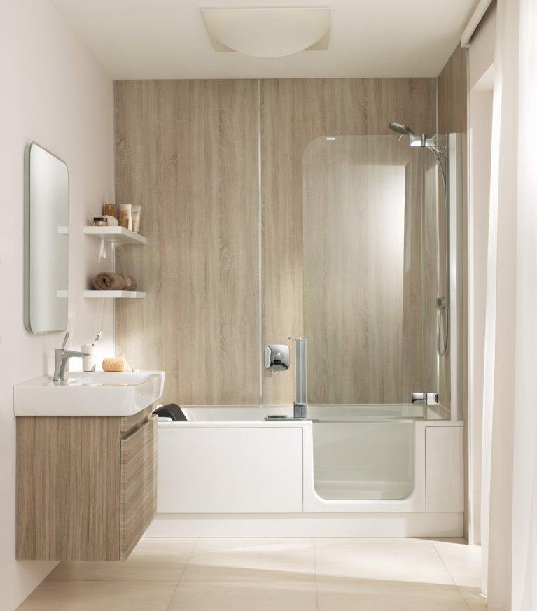 neue modelle der dusch badewanne twinline - Badewanne Mit Dusche Preis 2