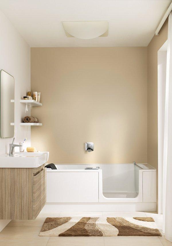 Assez Douche-baignoire TWINLINE 2 la baignoire du futur | Artweger FO16