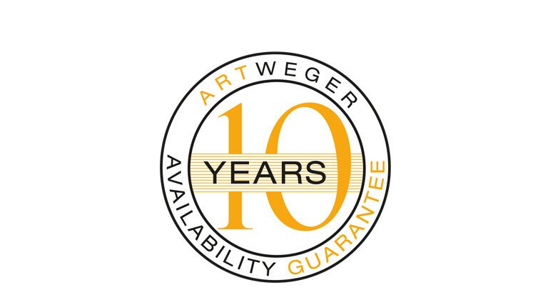 10 years availability guarantee | © Artweger GmbH. & Co. KG