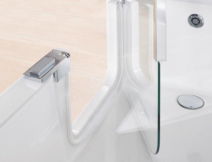 Duschbadewanne TWINLINE 2 - Badewanne der Zukunft | Artweger | {Duschbadewanne twinline 35}