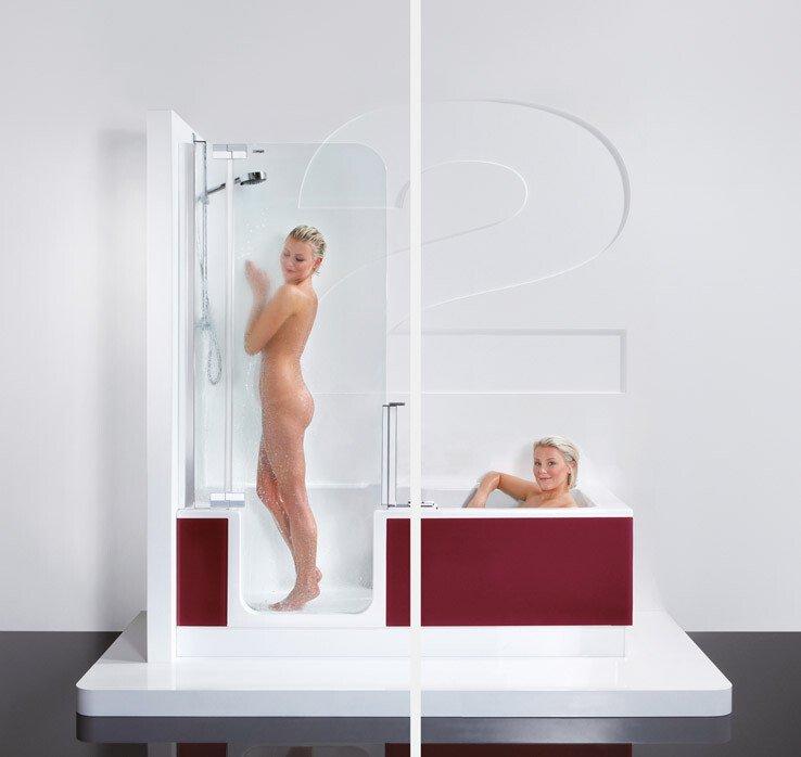 Prächtig Barrierefrei duschen & baden | Artweger &AI_25