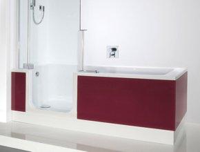 Duschbadewanne TWINLINE 2 - Badewanne der Zukunft   Artweger