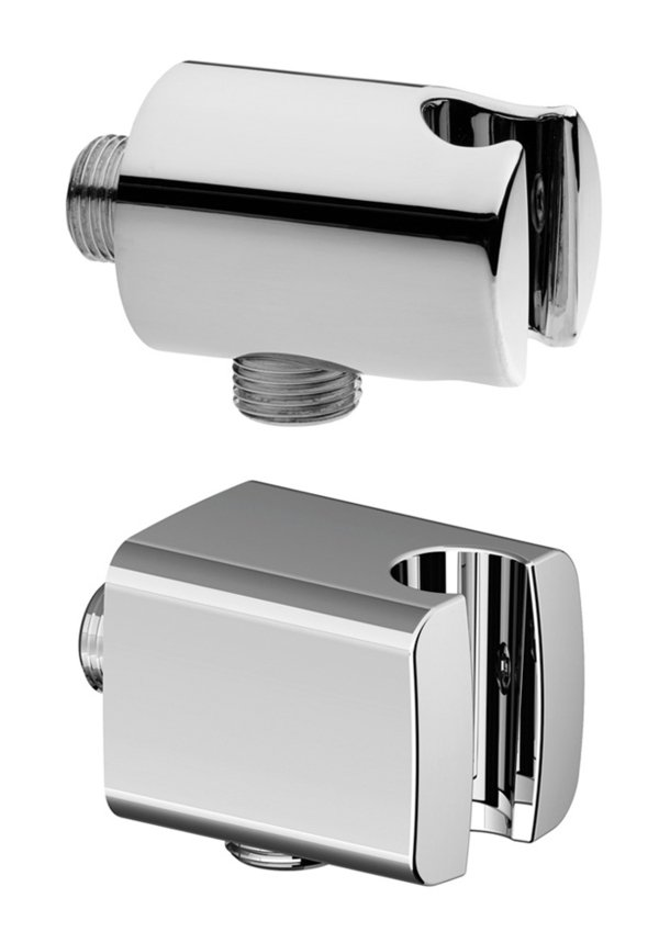Wall connector with shower holder | © Artweger GmbH. & Co. KG