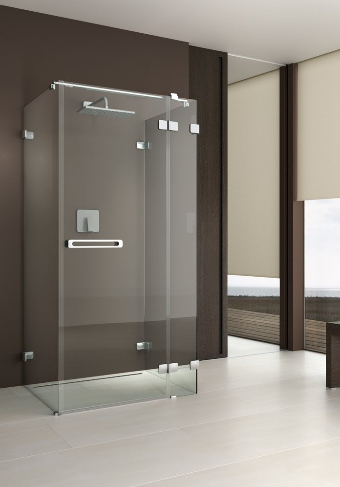 Steam Shower With Tub