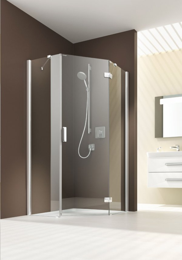 ARTWEGER 360 Five-sided shower with winged door, handle vertical | © Artweger GmbH. & Co. KG