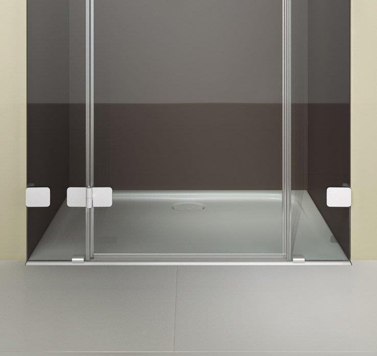 superflache duschwannen von artweger. Black Bedroom Furniture Sets. Home Design Ideas