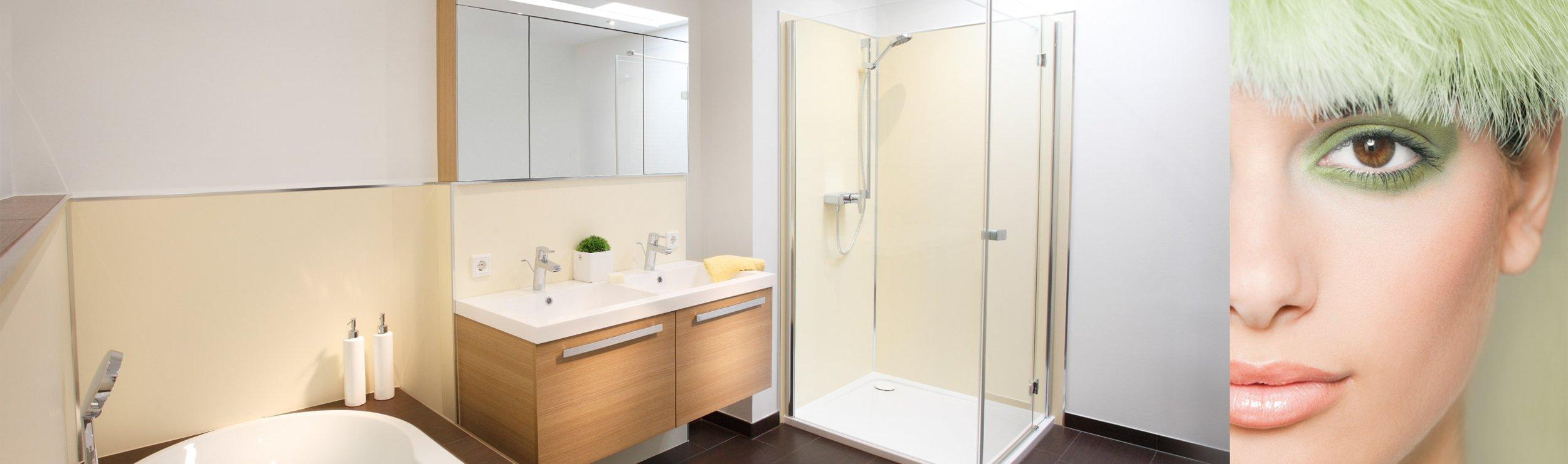 Wandpanelen van ARTWEGER - nieuwe badkamer zonder nieuwe tegels!